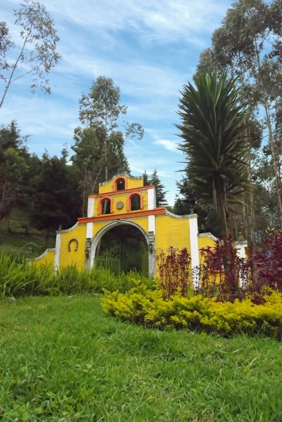 Hacienda Hosteria Milliguayco