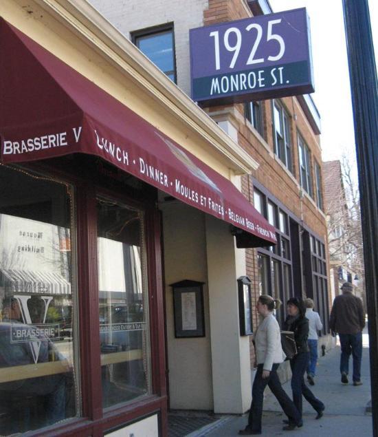 Brasserie V - Neighborhood Eatery & Tap Room