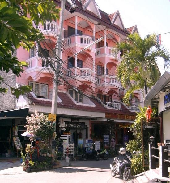 布瑞坦尼娅酒店