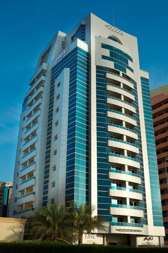 TIME Crystal Hotel Apartments
