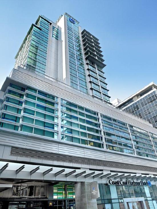 Coast Coal Harbour Hotel (Vancouver, British Columbia ...