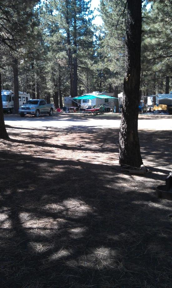Mammoth Mountain RV Park