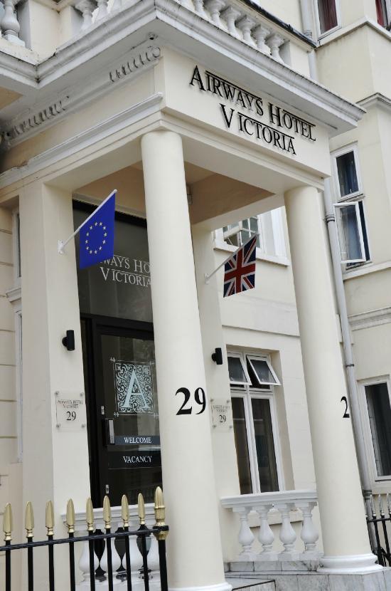 Airways Hotel Victoria London