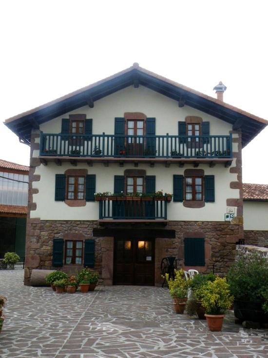 Casa Rural Gontxea