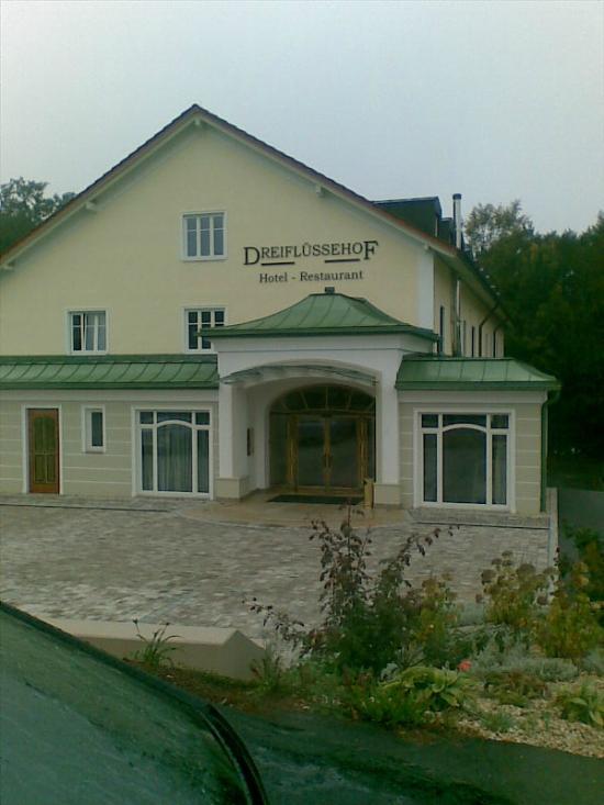 Hotel Restaurant Dreiflussehof