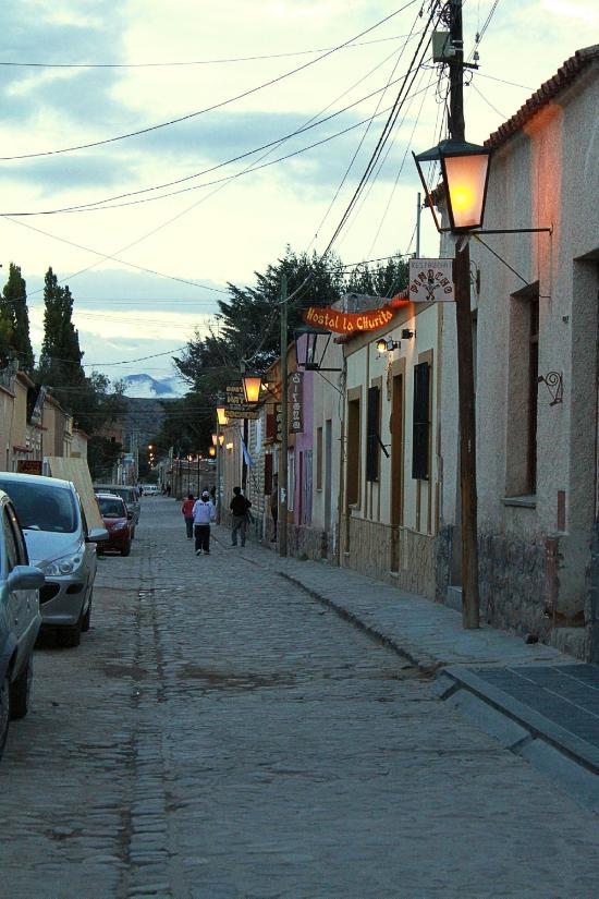 Posada La Churita, Buenos Aires 456 Tel: 42-1055. Humahuaca