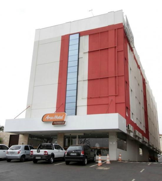 Arco Hotel Ribeirao Preto Maurilio Biagi