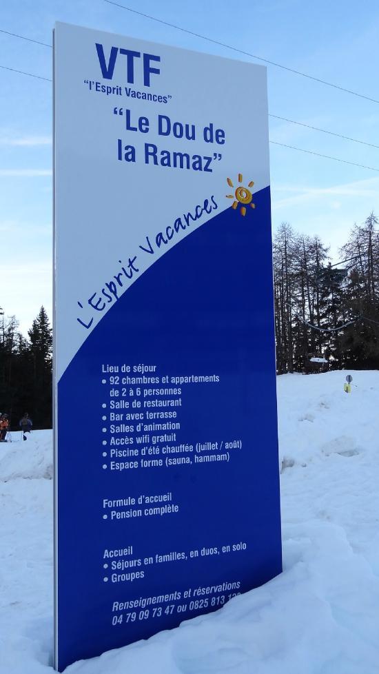 """Village Vacances VTF """"Le Dou de la Ramaz"""""""