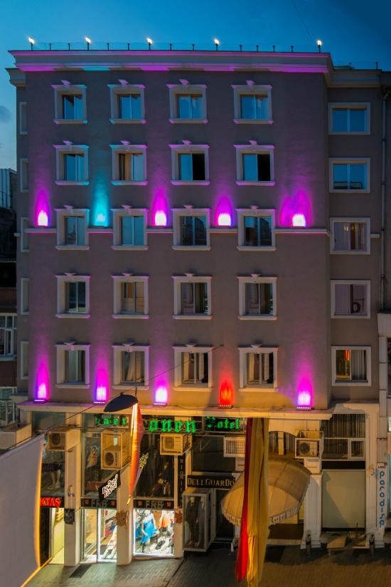Laleli gonen hotel istanbul turkey hotel reviews for Cheap hotels in istanbul laleli