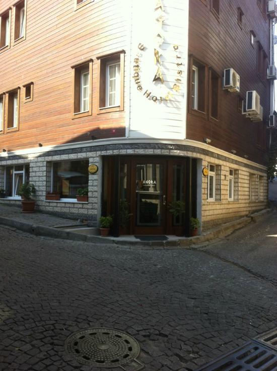 Agora Boutique Hotel Bistro
