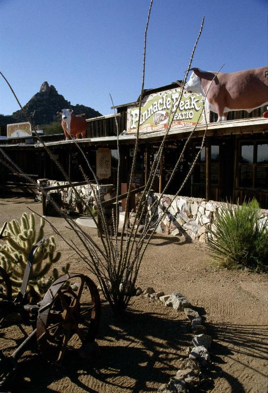 Pinnacle Peak Patio Steakhouse, Scottsdale   Troon North   Menu, Prices U0026  Restaurant Reviews   TripAdvisor