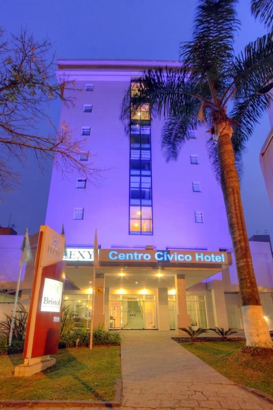 Bristol Flexy Centro Civico Hotel