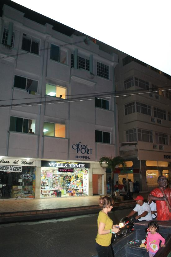 Free Port Hotel