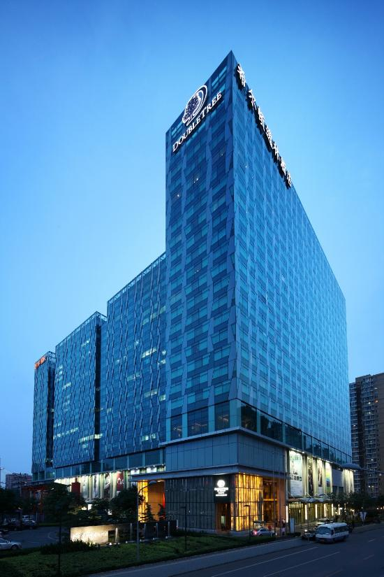 Doubletree by Hilton Beijing (China) - Hotel Reviews ...