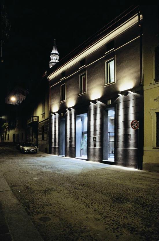 Delle arti design hotel cremona italien hotel for Design hotel dolomiten italien