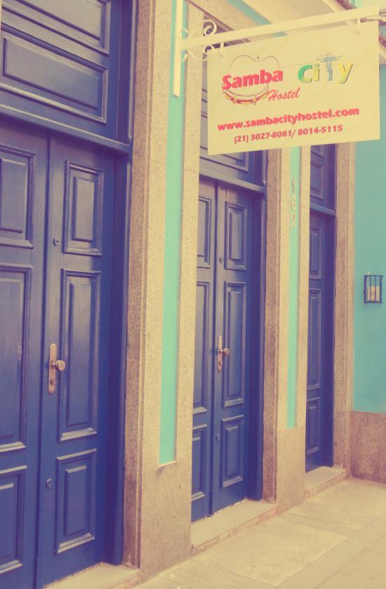 Samba City Hostel