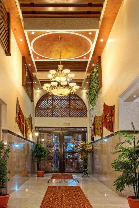 요르다네 호텔 아파트먼트