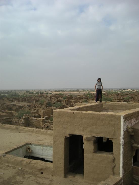 Silk Route Desert