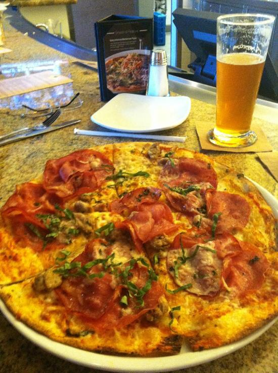 California Pizza Kitchen Roseville
