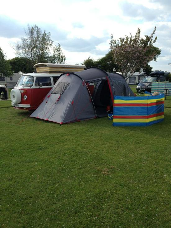 Nunnington Farm Camping Site