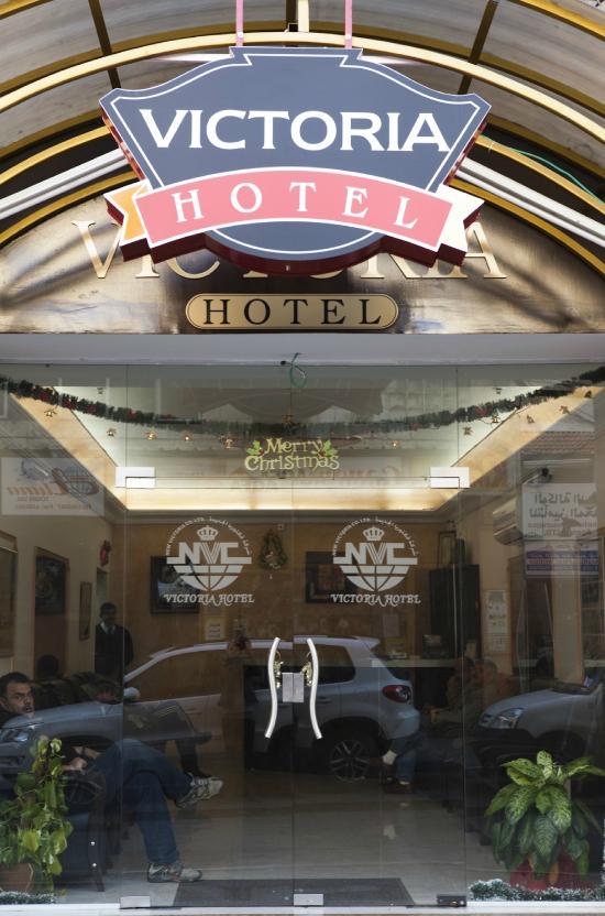 New Victoria Hotel Jerusalem