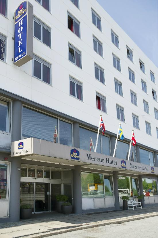 BEST WESTERN Mercur Hotel