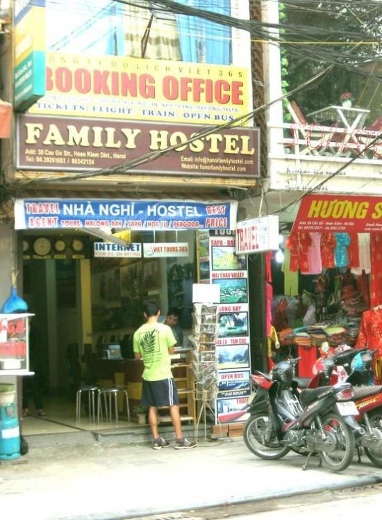Hanoi Family Hostel