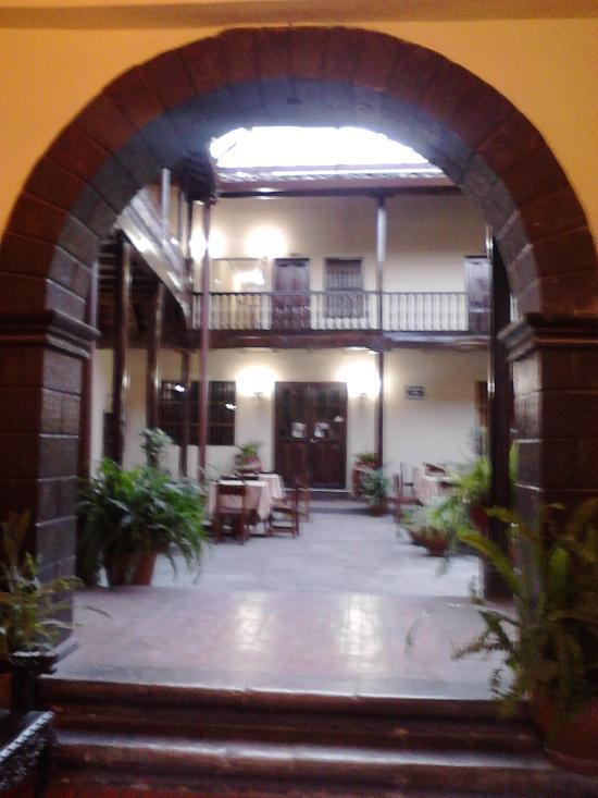 Hotel Cajamarca