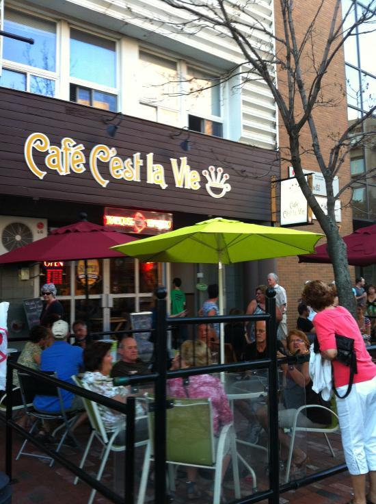 Cafe C Est La Vie Bistro Moncton Restaurant Reviews