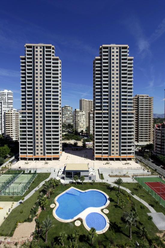 Apartamentos  Benidorm