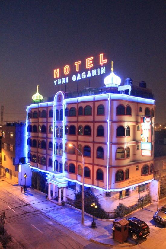 Hotel Yuri Gagarin