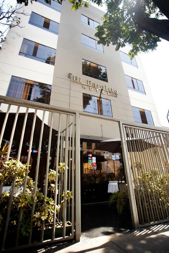 El Farolito Hotel