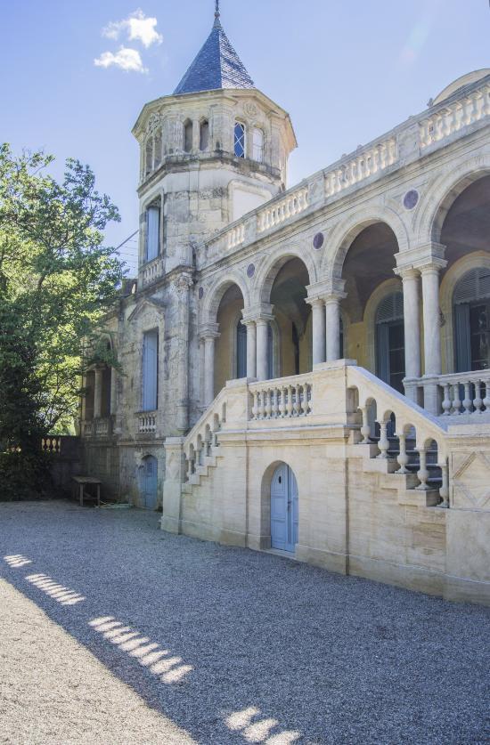 Chateau de Sainte Cecile