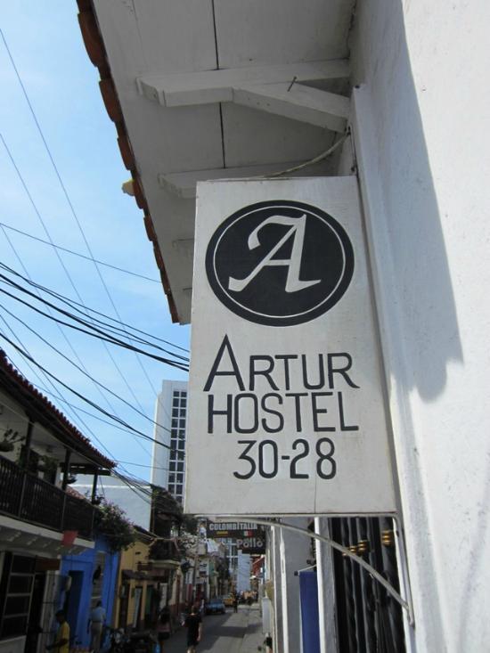 Arthur Hostel