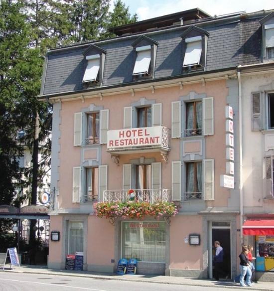Hôtel de la Dent du Midi