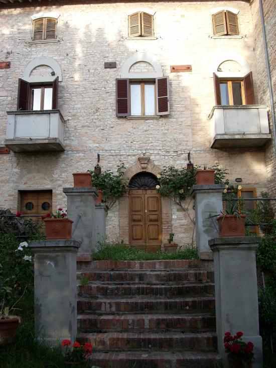 Villa della Cupa