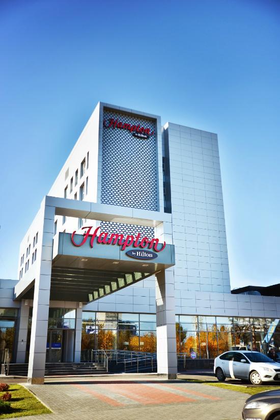 Hampton by Hilton Volgograd Profsoyuznaya