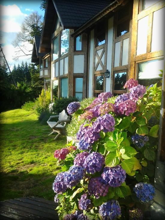 Naranjo en Flor Hosteria y Restaurant