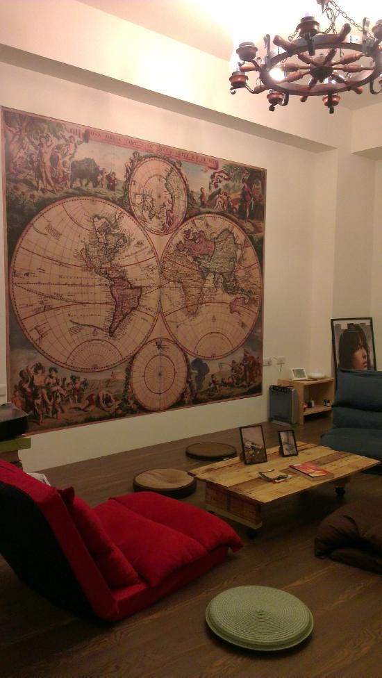 One Piece Anping Hostel