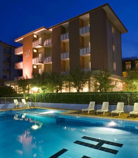 Hotel Villa Saba Bellaria Igea Marina