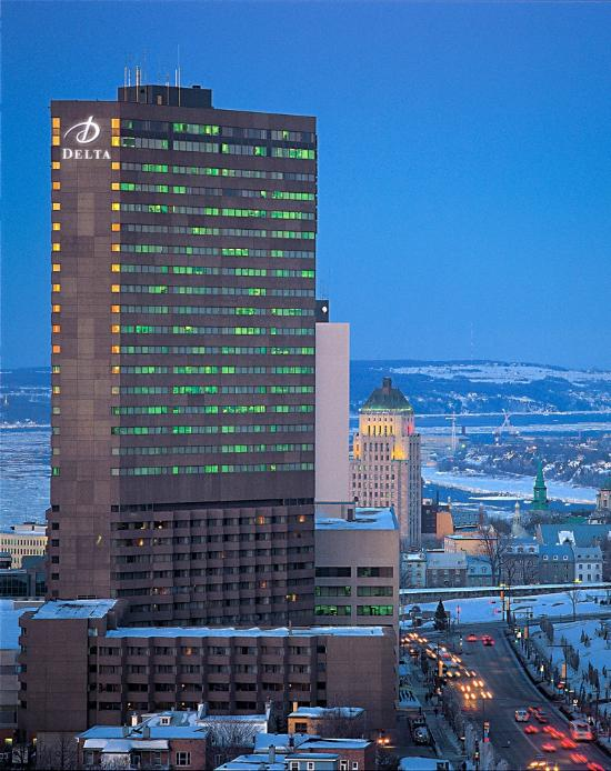 Delta Hotels Quebec