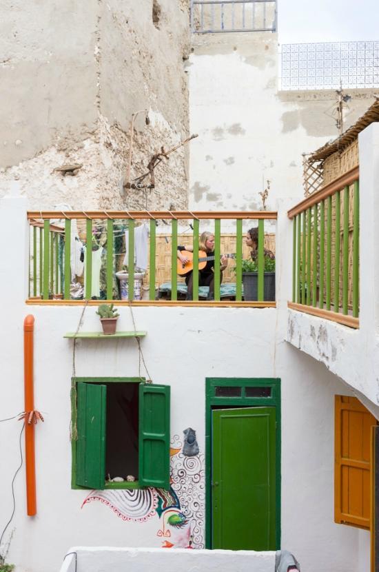 Green Milk Hostel