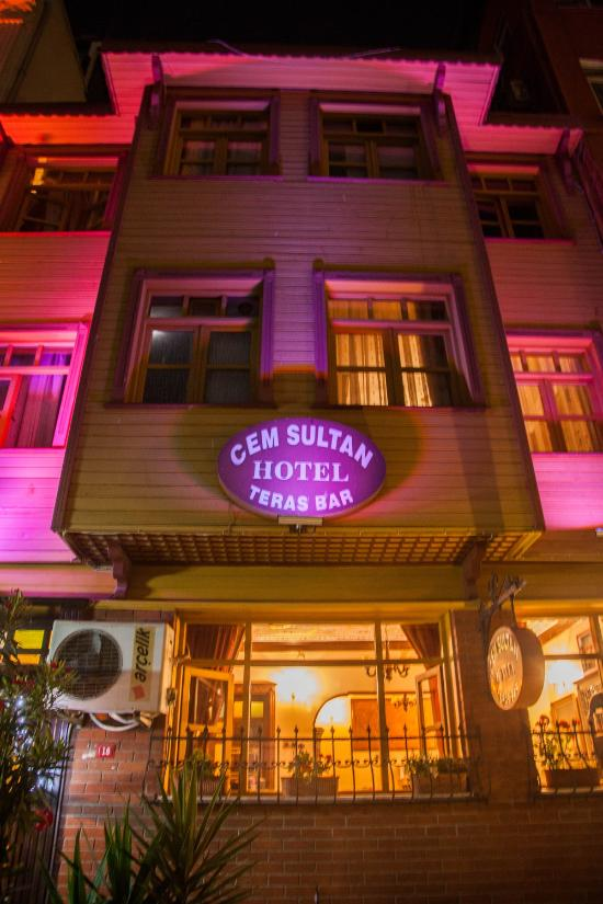 젬 술탄 호텔
