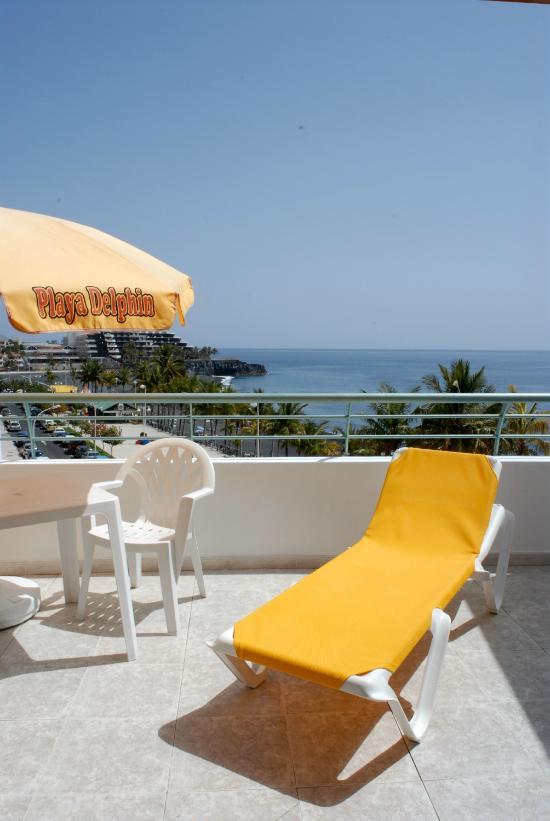 Apartamentos Playa Delphin