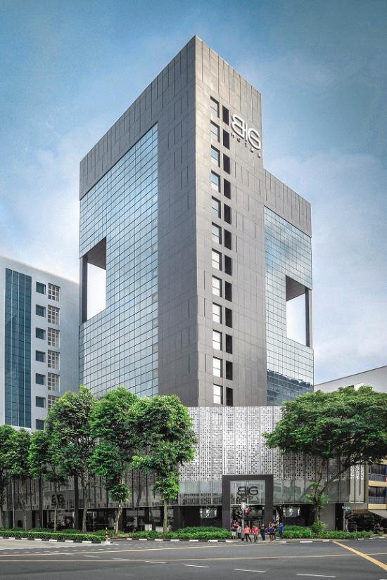 新加坡大酒店