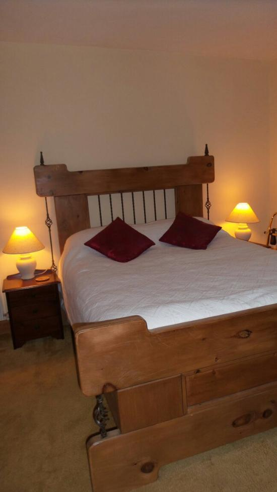 Temple Farmhouse Bed and Breakfast