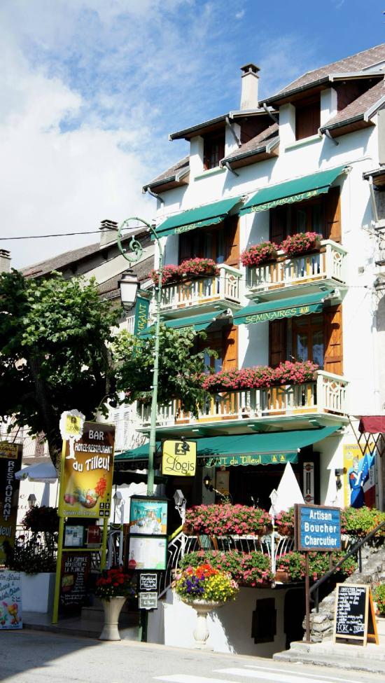 Hotel du Tilleul - Restaurant