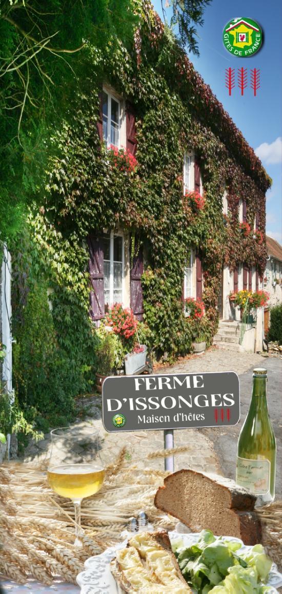 Chambre d'Hotes de la Ferme D'Issonges