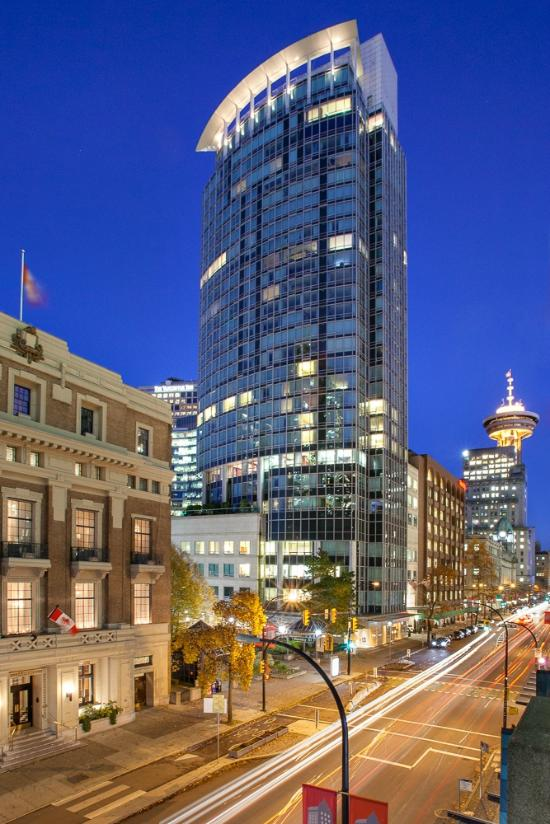 Downtown Vancouver Hotel Deals