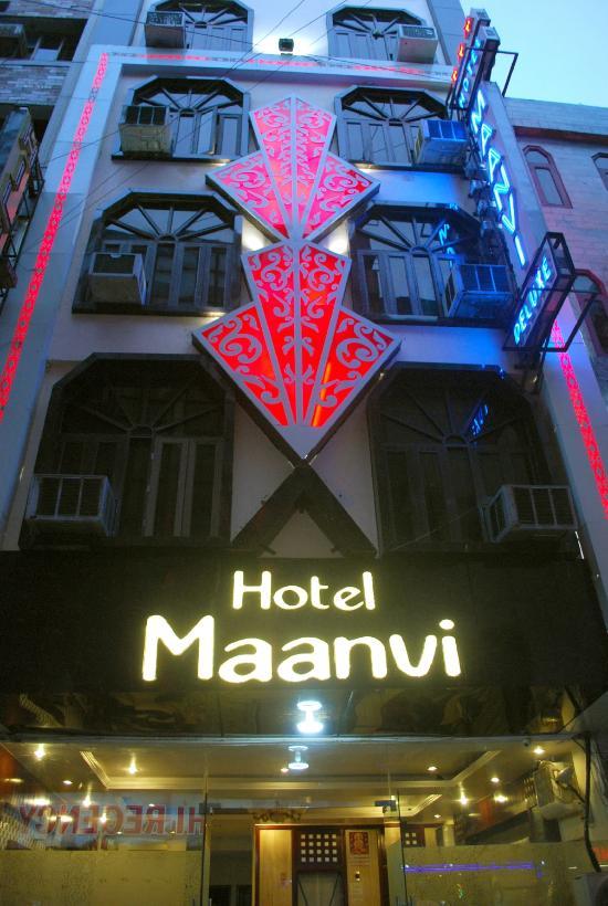 Hotel Maanvi